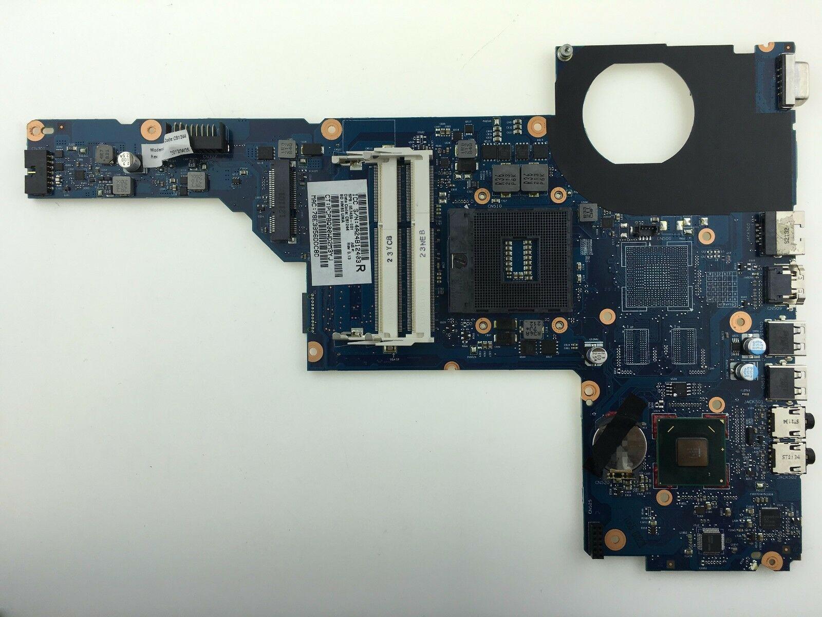 New BIOS HP DV7-1468NR 1264NR 1223CA 1426NR 506124-001 Motherboard HDMI Tested