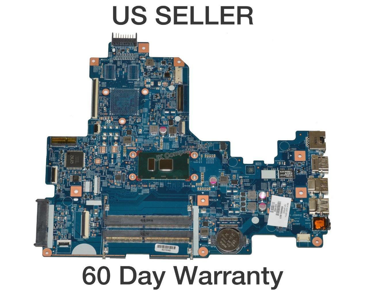 HP 15-CC Laptop Motherboard w// Intel i3-7100U 2.4Ghz CPU 926276-601