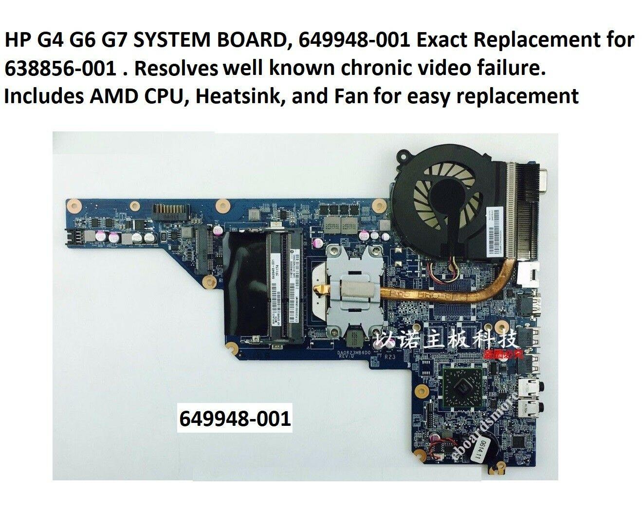 GENUINE for HP COMPAQ G62-220US G62-220 US KEYBOARD