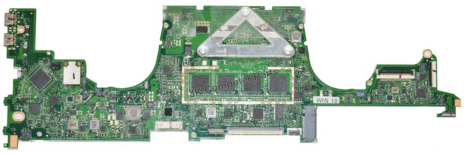 538409-001 Intel GM965 MOTHERBOARD for HP Compaq 510 610 Series LAPTOPS A
