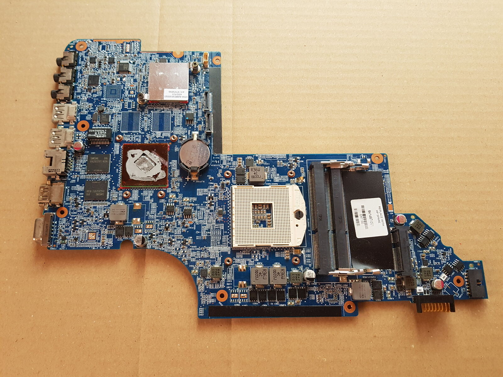 HP DV7-1240US 1260US 1464NR 1267CL 506124-001 Motherboard HDMI Tested New BIOS